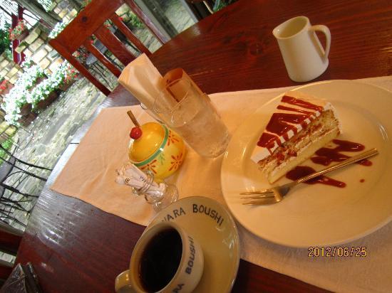 Mugiwara Boushi: キャラメルケーキ