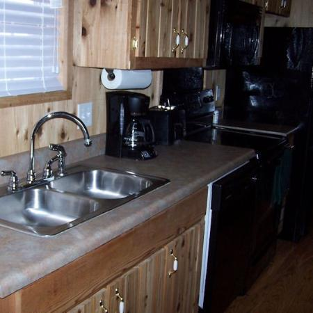 Boothville, LA: Kitchen