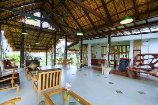 Islanda Hideaway Resort: Interior