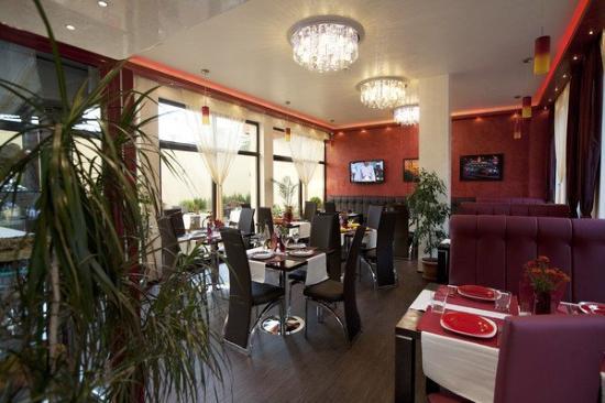 Hotel Aris : Restaurant