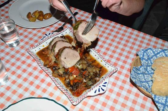 La Tavola Marche Agriturismo & Cooking School: Delicious