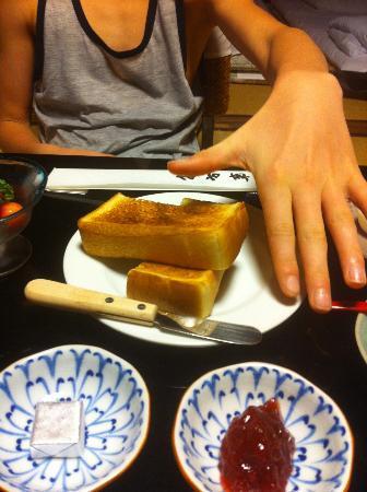 Kikokuso: Western breakfast