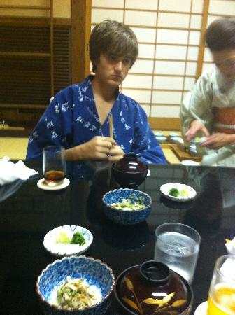 Kikokuso: Kaiseki meal