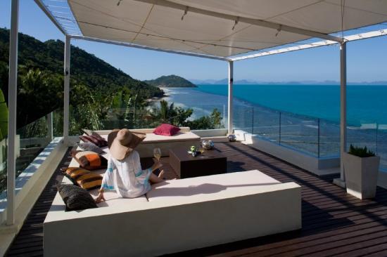Villa Beige: Exterior View - Terrace Lounge
