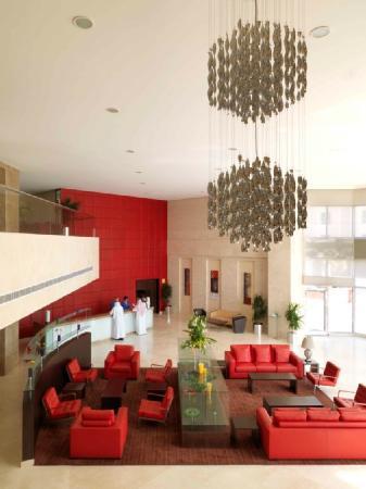 Park Inn by Radisson Al Khobar : Lobby