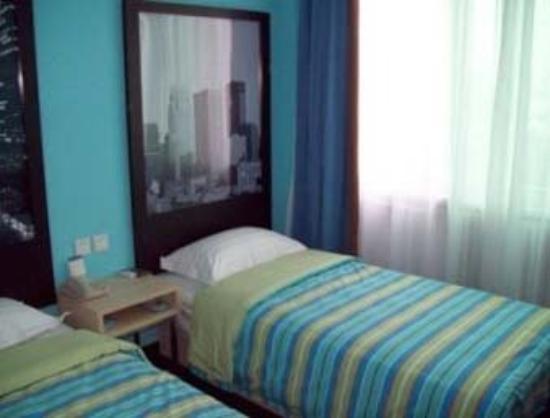 Super 8 Huairou Kai Fang Road: Guest Room