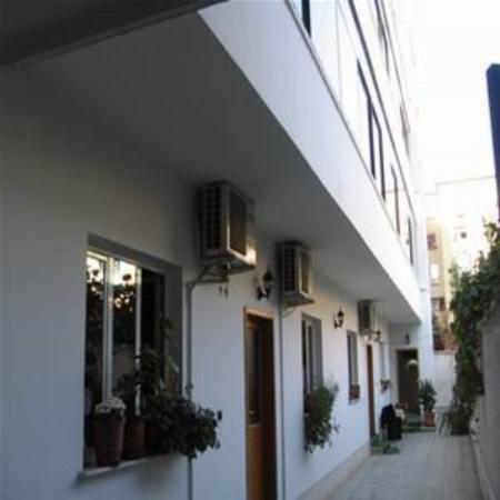 Haxhiu Hotel: Exterior View