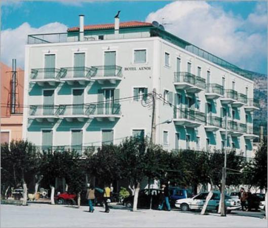 Aenos Hotel