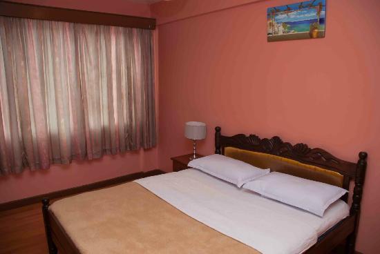 Progressive Park Hotel : Nice bedroom at Progressive Park