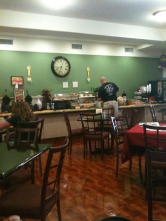 La Quinta Inn & Suites Conroe: breakfast