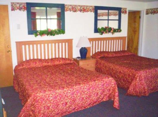 Manti Motel: Guest Room
