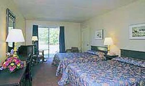 Cape Hedge Inn: Guest Room