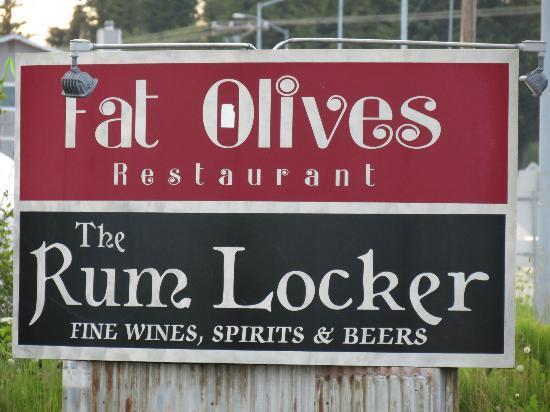 Fat Olives Restaurant : Fat Olives, Homer, Alaska