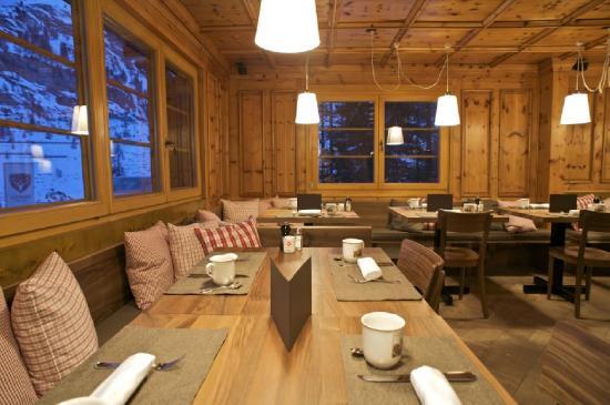 CERVO Zermatt: Restaurant