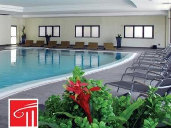 Parc Hotel: Indoor Pool