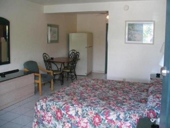 Curtis Inn: Guest Room