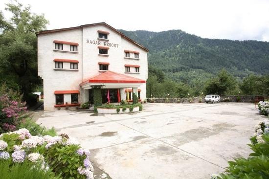 Sagar Resort: Resort View II