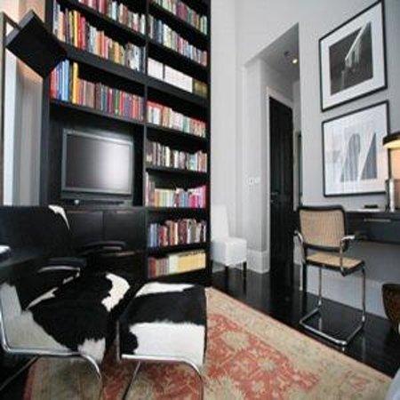Hotel Montefiore: room