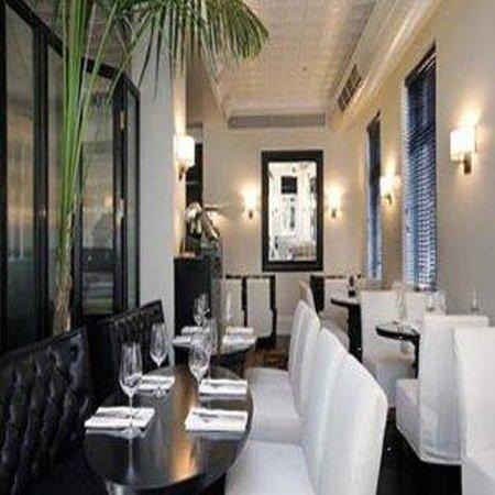 Hotel Montefiore: Restaurant