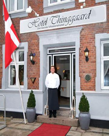Hotel Thinggaard : Exterior Front 3