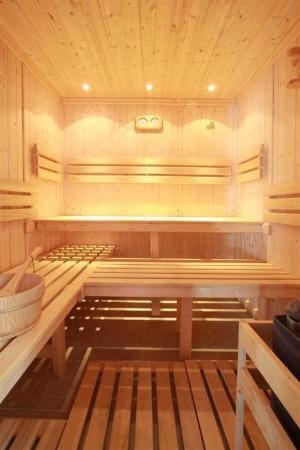 Kyriad Charleville Mezieres : Sauna