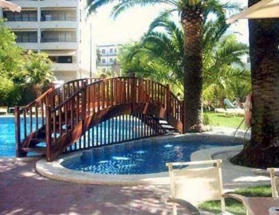 Monica Hotel: Pool