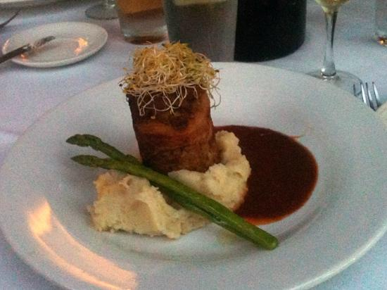 Meatloaf at Mangrove Cafe - Tastes as good as it looks!