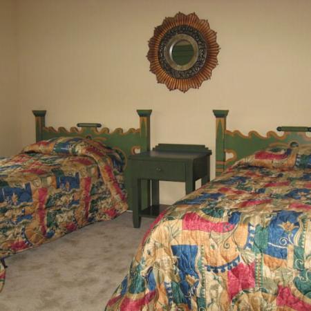 Secret Lake Resort: Bedroom