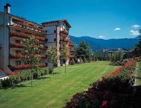 Hotel Rutllan: HOTEL