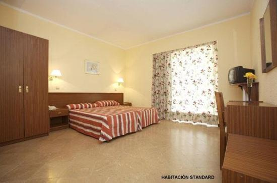 Отзыв об отеле Mont Rosa 3* в Испании, Коста-дель