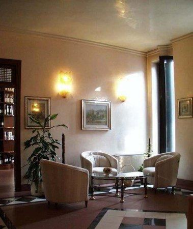 Hotel Borghetti: Reception