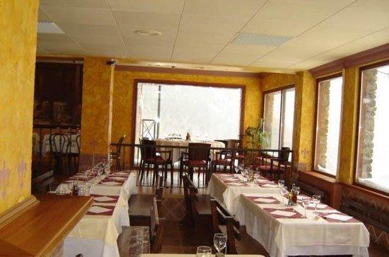 Hotel Subira: RESTAURANT