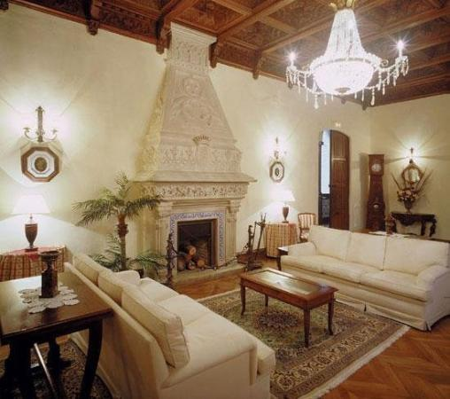 Dicastillo, Spanien: Lobby View