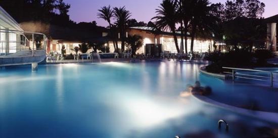 Balneario de Archena - Hotel Levante: Swimming Pool
