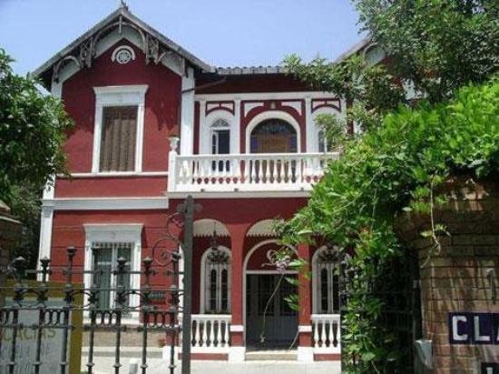 Hotel Acacias: Exterior View