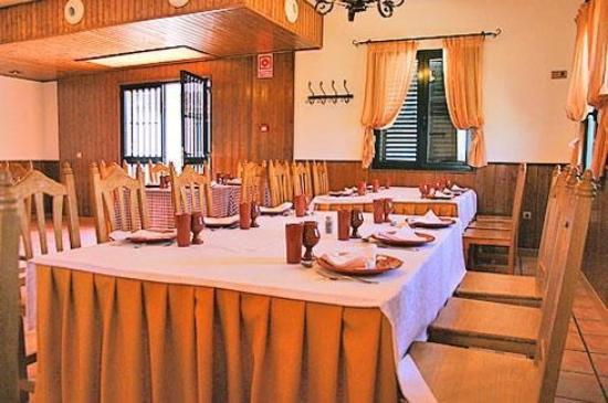 Torres, Spanien: Restaurant