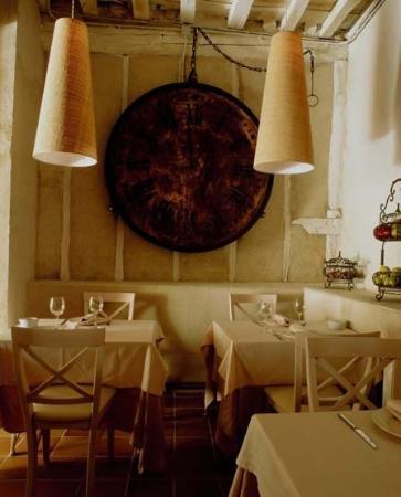La Casa de la Sal: Restaurant