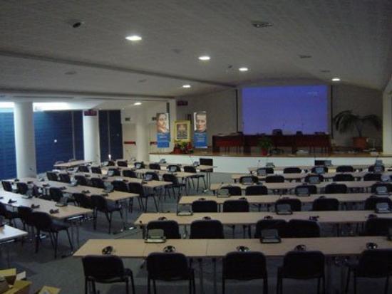 Seminario Torre d'Aguilha Hotel : Meeting Room
