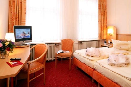 Hotel Benn: Room