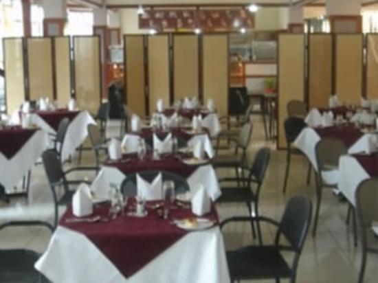 Jamiat Hotel: Interior