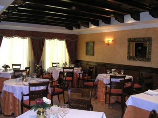 Hotel Santiago : Restaurant
