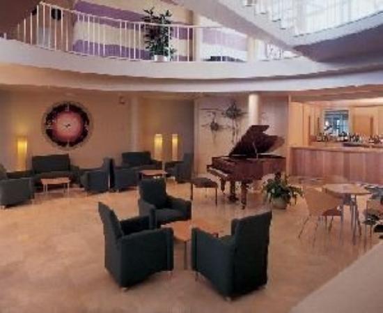 abba Comillas Golf Hotel: Piano bar
