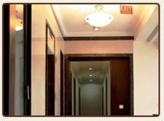 Hotel Africa Avenue: Interior