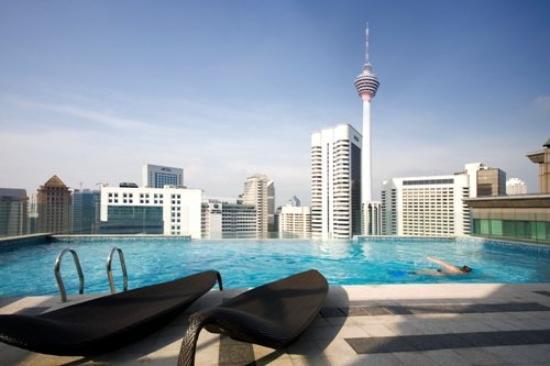 Fraser Place Kuala Lumpur: Swimming Pool