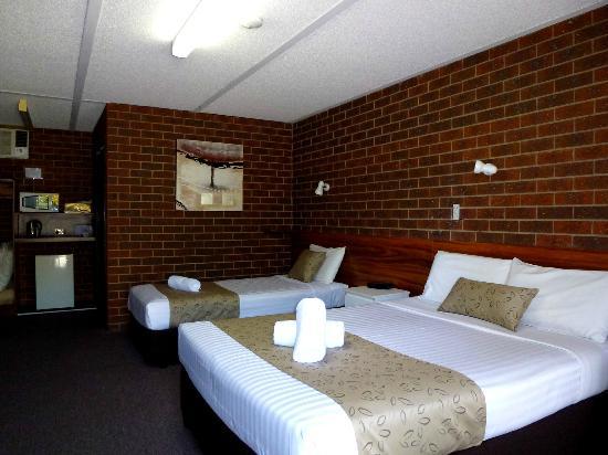 Healesville Motor Inn: Queen Room
