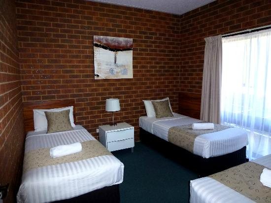 Healesville Motor Inn: 2nd Bedroom
