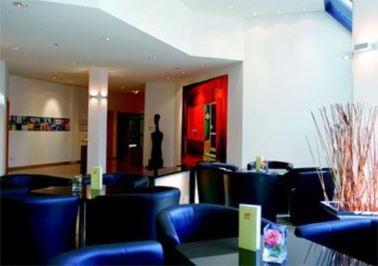 FFFZ Hotel und Tagungshaus: Lobby