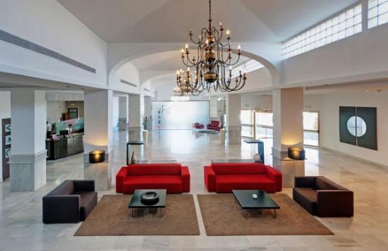 Tryp Melilla Puerto Hotel : Normal BTRYPMelilla Puerto Hall