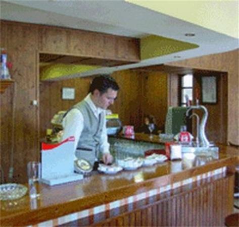 El Ancla Hotel: Bar/Lounge