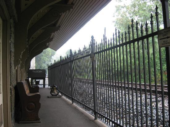 B&O Railroad Museum: museum